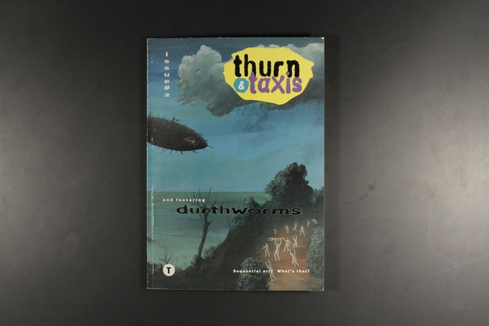 Thurn & Taxis #2