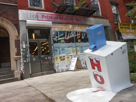 Brooklyn Shelf Life
