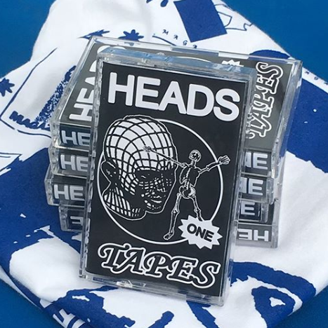 HEADS TAPES #1