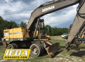 Used 1995 Akerman EW230B For Sale