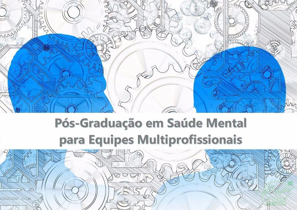 Pós-Graduação em Saúde Mental para Equipes Multiprofissionais  - UNIP
