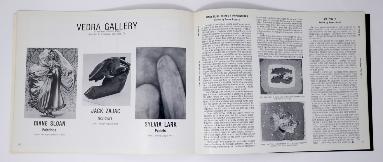 Visual Dialog: The Quarterly Magazine of the Visual Arts thumbnail 4