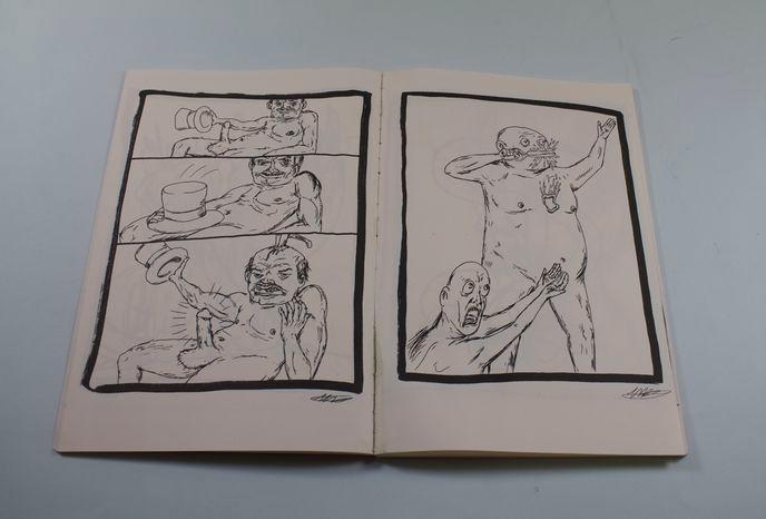 100 Drawings, Vol. 6 thumbnail 4