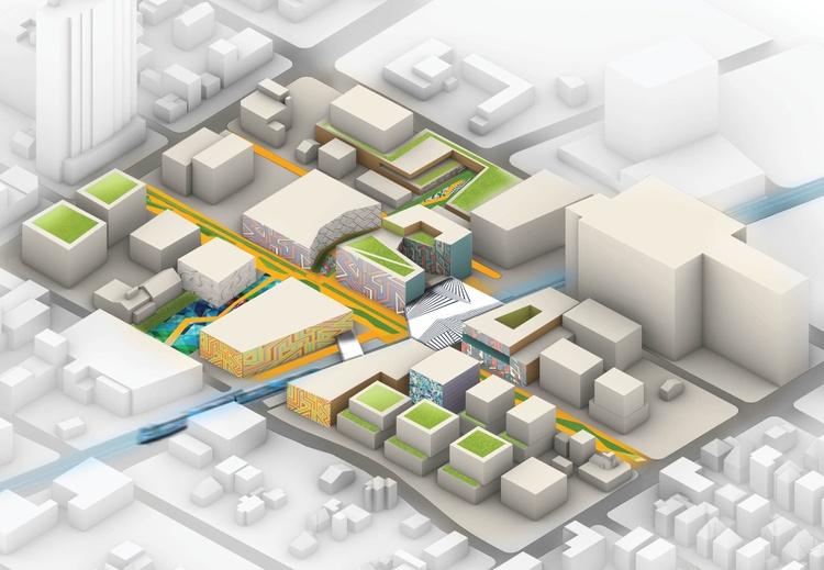 M S Urban Planning Columbia Gsapp