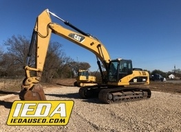 Used 2009 Caterpillar 329DL For Sale