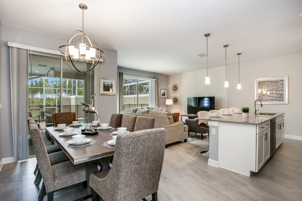 MODERN TOWNHOUSE IN CHAMPIONSGATE ORLANDO, 10 MINUTES FROM DISNEY photo 24719292