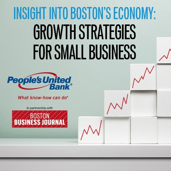 Insight into Boston's Economy : Growth Strategies for Small Business