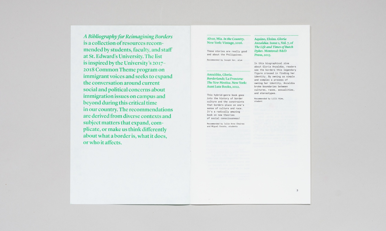 A Bibliography for Reimagining Borders [2 volume set] thumbnail 4