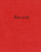 Records (After Ed Ruscha)