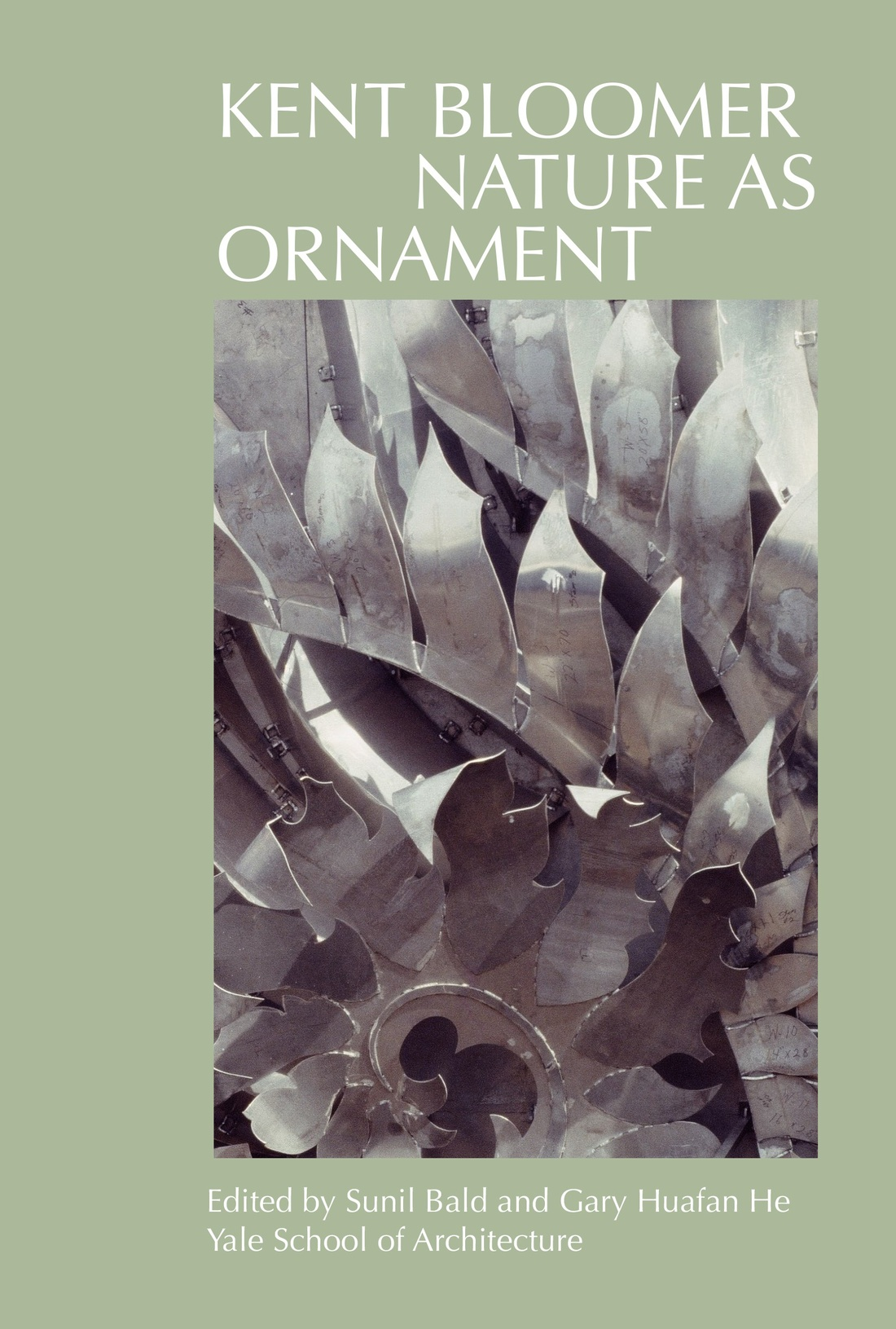 Kent Bloomer: Nature As Ornament book cover