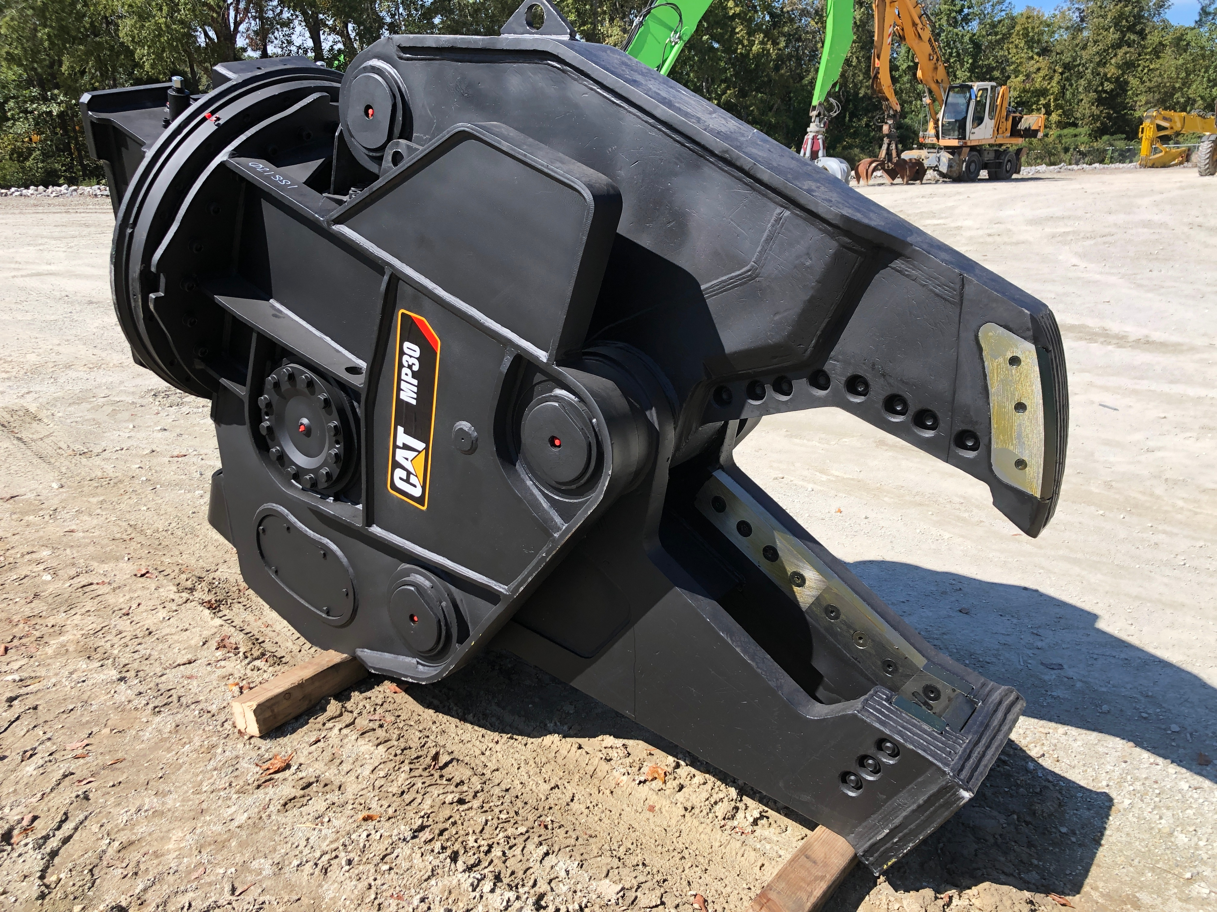 Used  Caterpillar MP30 For Sale