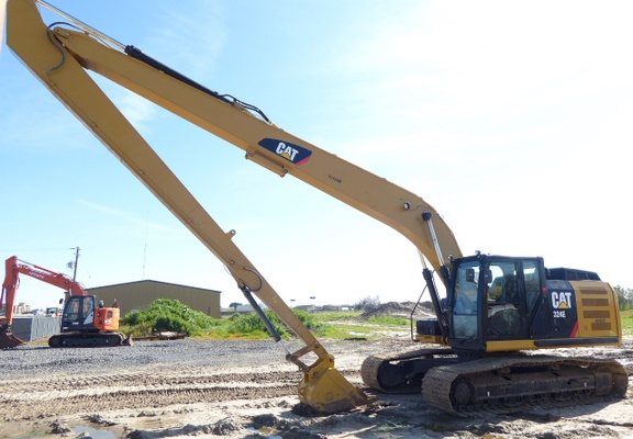 Used 2013 Caterpillar 324EL LR For Sale