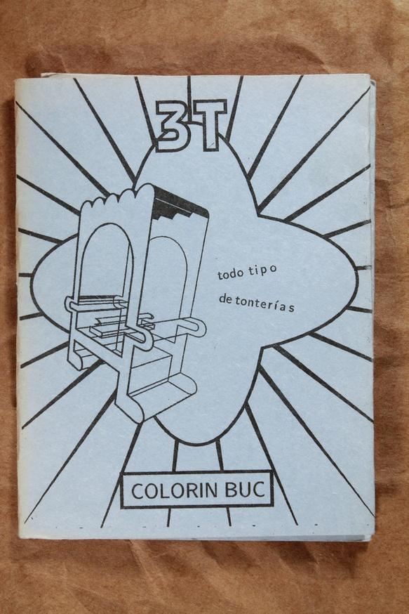 Colorin Buc 3T : Todo Tipo de Tonterías thumbnail 2
