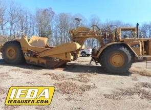 Used 1990 Caterpillar 621E For Sale