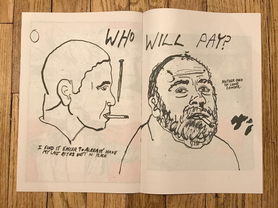 Bullseye Comics #2: Constriction thumbnail 5