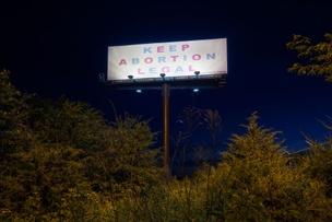KEEP ABORTION LEGAL Postcard