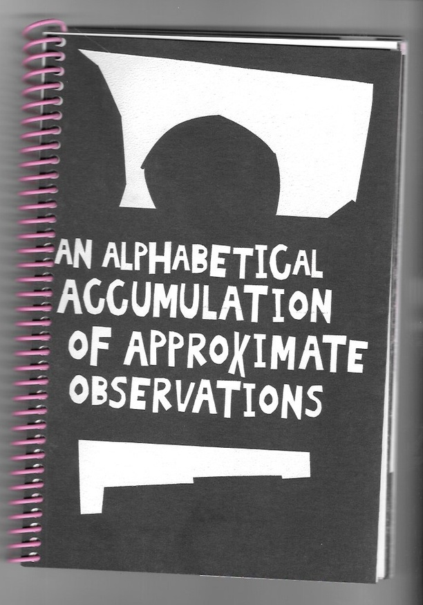 An Alphabetical Accumulation of Approximate Observations thumbnail 1
