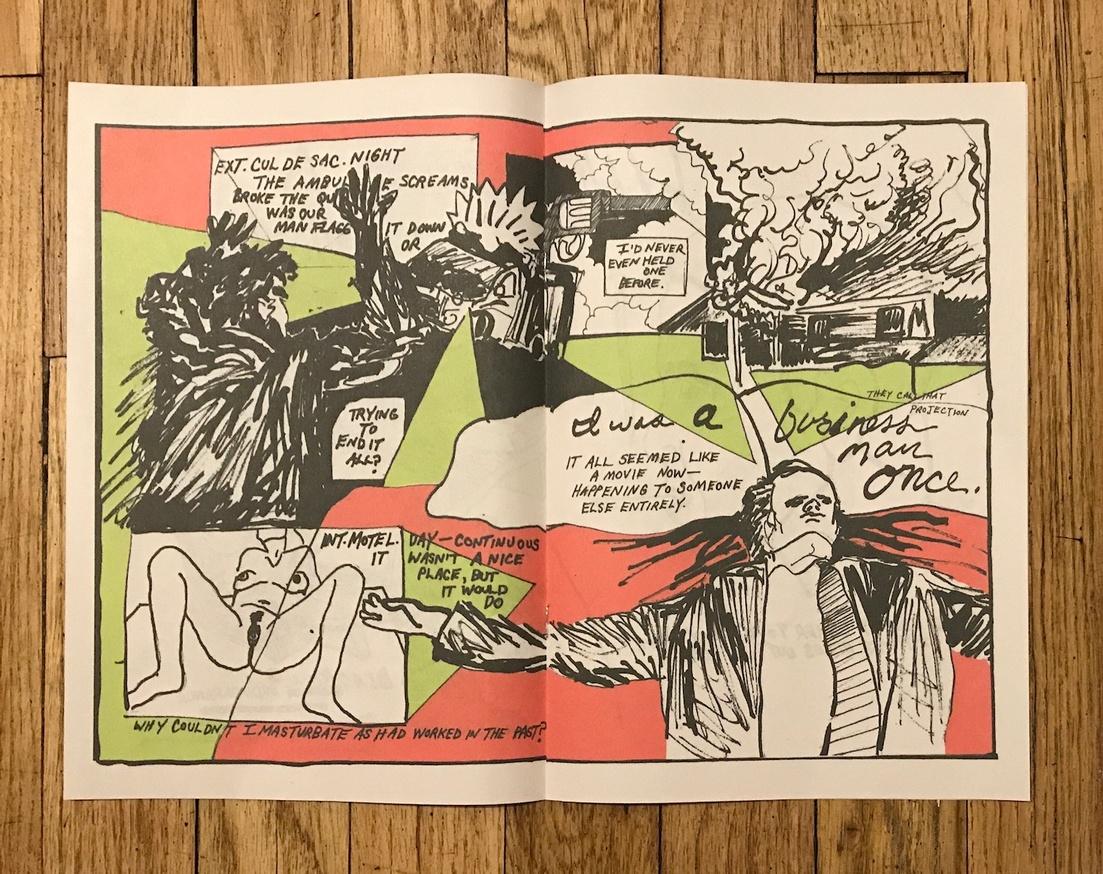Bullseye Comics #2: Constriction thumbnail 3