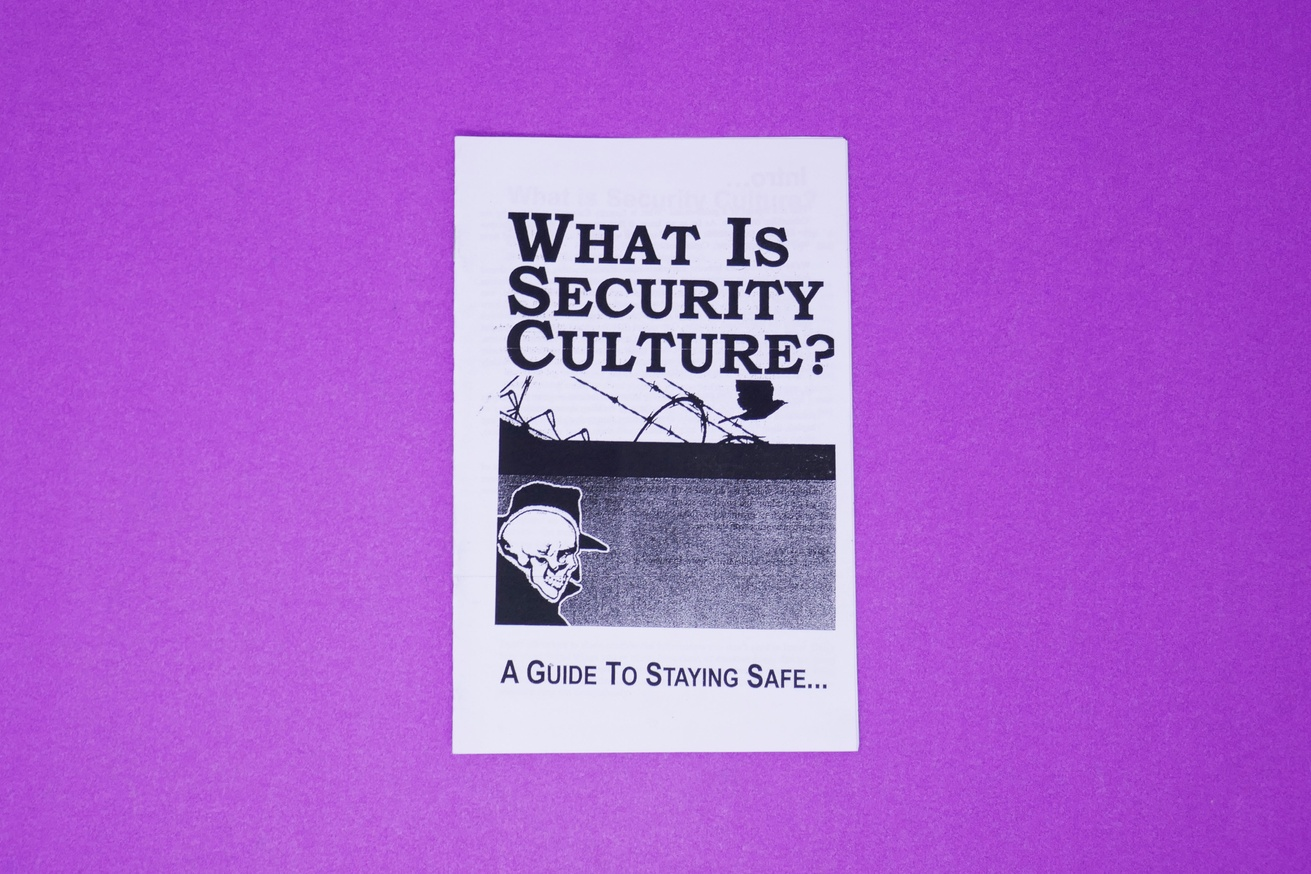 What Is Security Culture? A Guide to Staying Safe
