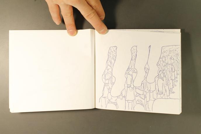 Kortlaegninger 144 Tegninger / Mapping 144 Drawings thumbnail 3
