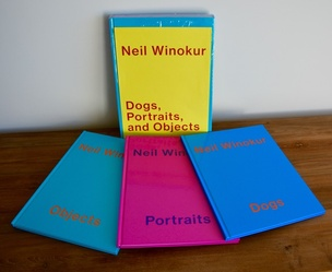 Dogs, Portraits, and Objects [3 Volume Set]