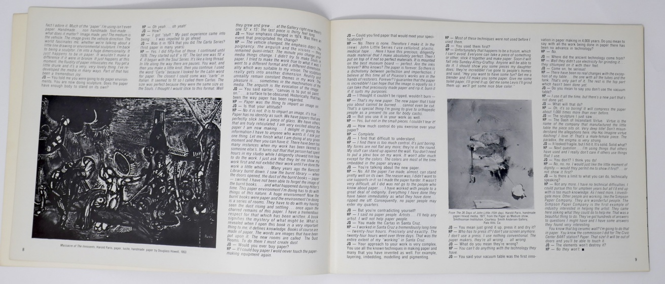 Visual Dialog: The Quarterly Magazine of the Visual Arts thumbnail 3
