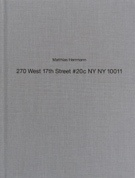 270 West 17th Street #20C NY NY 10011