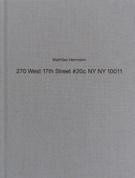 270 West 17th Street #20C NY NY 10011