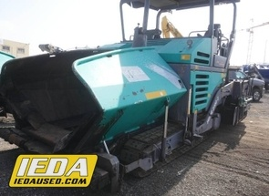 Used 2010 Vögele 2100-2 For Sale