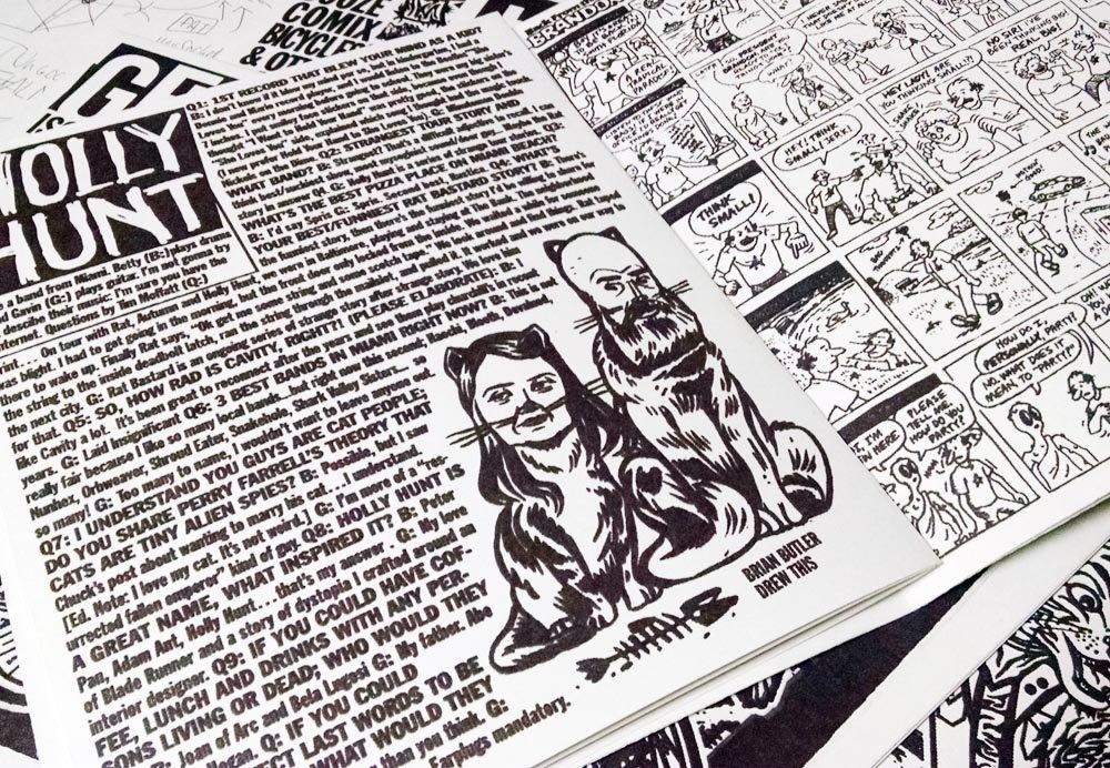Get Loose Fanzine #6 thumbnail 5