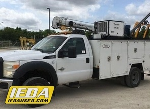 Used 2012 Ford F550 For Sale