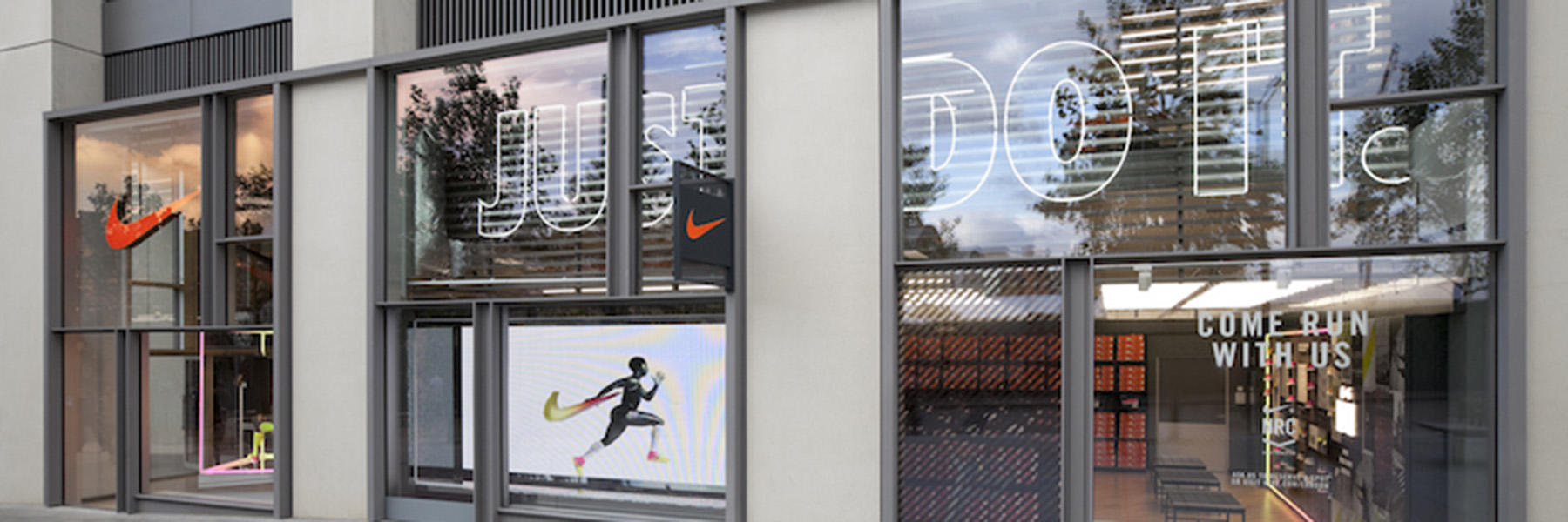 57578d1b Nike Factory Store Novoslobodskaya - Moscow