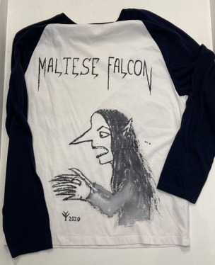 """Maltese Falcon """"Loopy"""" Jersey [Large]"""