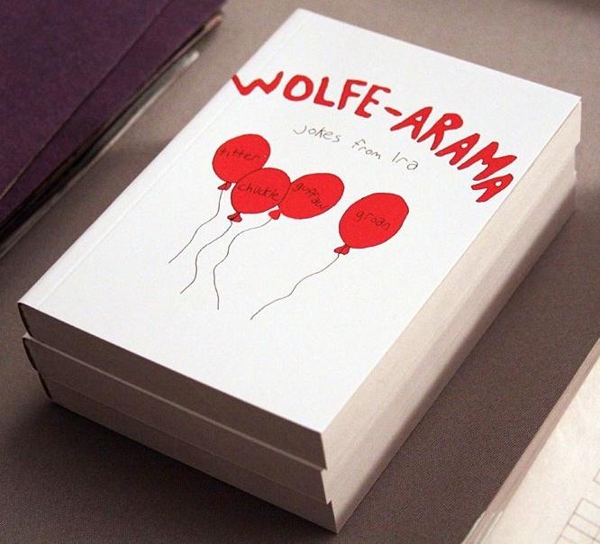 Wolfe-Arama : Jokes from Ira thumbnail 3