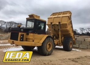 Used 1988 Caterpillar D35C For Sale