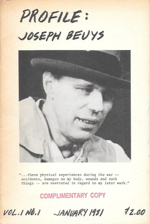 Profile: Joseph Beuys