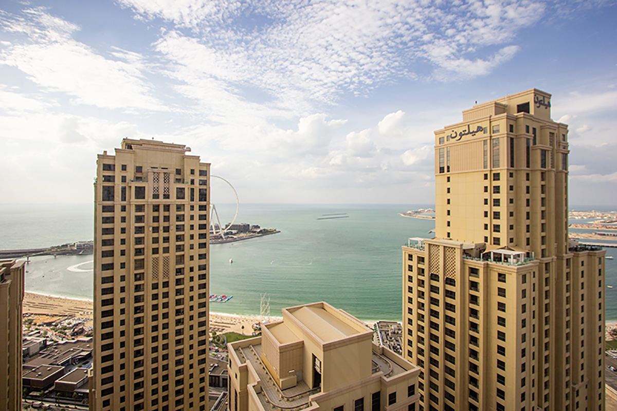 Apartment Sphere Stays JBR - Spacious 2BR with FULL SEA VIEW photo 26748209