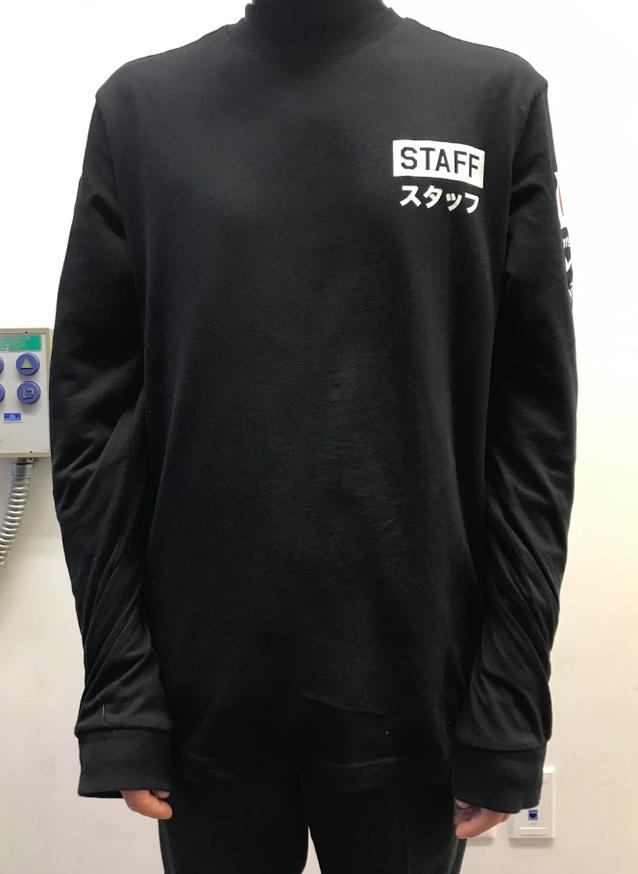 Long Sleeve T-Shirt [SMALL] thumbnail 2