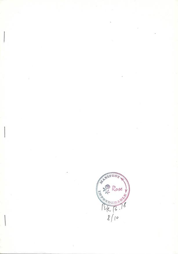 Untitled [Xerox of a Handwritten Letter] thumbnail 2