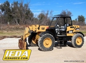 Used 2006 Caterpillar TH350B For Sale