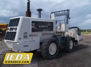 Used 2005 TEREX CMI RS350 For Sale