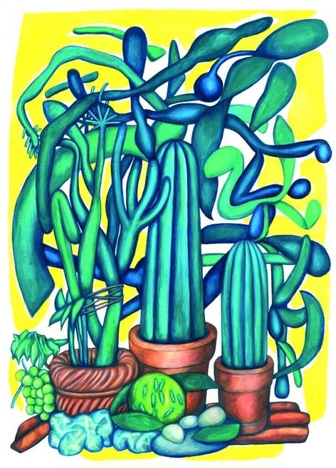 Walter Pfeiffer: Bildrausch. Drawings 1966 – 2018
