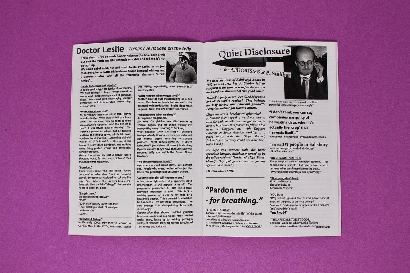 CLOD Magazine thumbnail 2