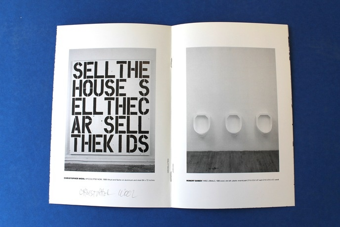 Christopher Wool Publications [Set of 14] thumbnail 9