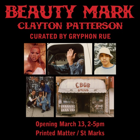 Beauty Mark by Clayton Patterson