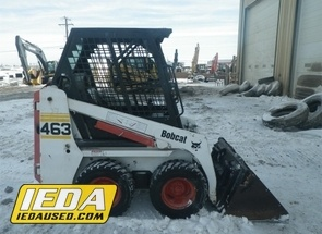 Used 2002 Bobcat 463 For Sale