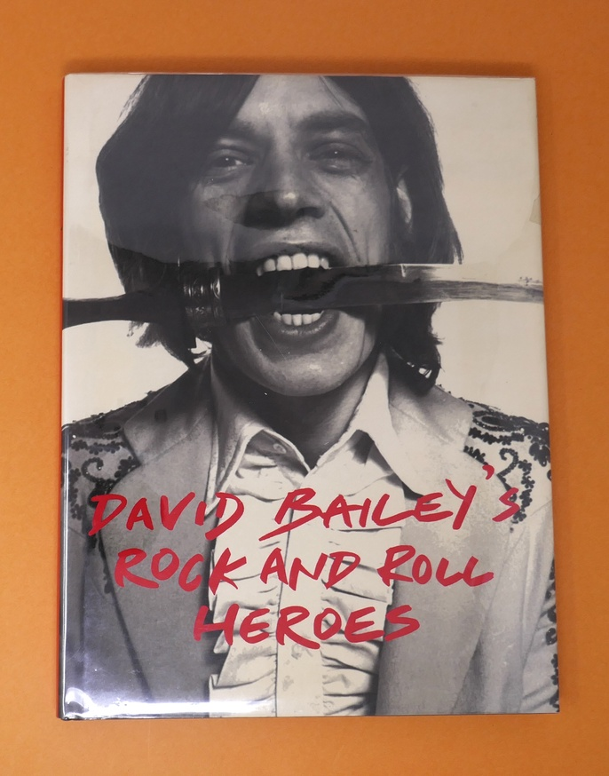 David Bailey's Rock and Roll Heroes thumbnail 1