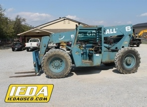 Used 1998 Gradall 534C-6 For Sale