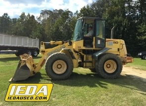 Used 2000 New Holland LW110 For Sale