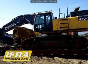 Used 2015 John Deere 470G LC For Sale